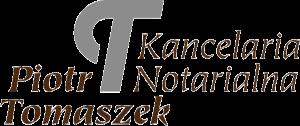 Kancelaria Notarialna Piotr Tomaszek Logo